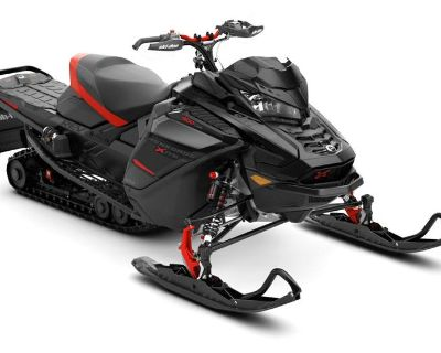 2020 Ski-Doo Renegade X-RS 900 Ace Turbo ES Adj. Pkg. Ripsaw 1.25 REV Gen4 (Wide) Snowmobile -Trail Norfolk, VA