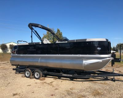 2021 Veranda 22RC Deluxe Package Pontoon Boats Mount Pleasant, TX