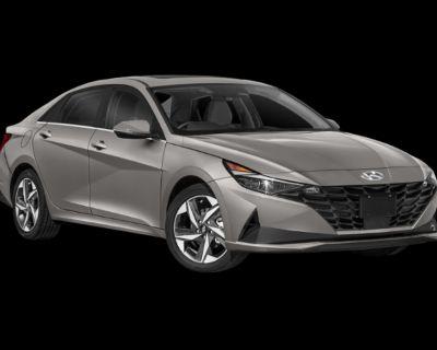 New 2022 Hyundai Elantra Hybrid Limited with Navigation