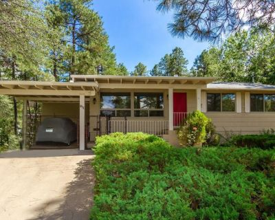 An Adorable Cottage In The Cool Pines And Only 5 Minutes From Courthouse Square. - Mountain Club