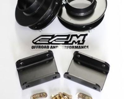 """Dodge Ram 2.5"""" 1500 2500 3500 Leveling Kit With Sway Bar Relocation Brackets"""