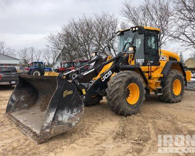 2019 JCB 427 AG T4F Wheel Loader