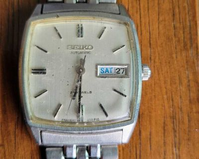 Seiko watch for parts or restauration