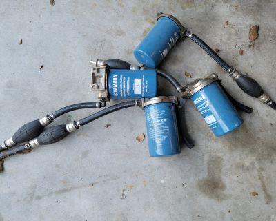 Yamaha Fuel Water Separator Assemblies for Sale