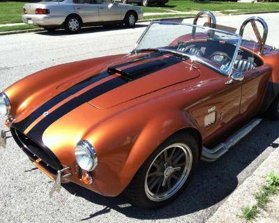 1965 Cobra Replica Factory 5 MKIII/Kit Car