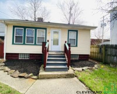 1427 West 54th Street #Rear, Cleveland, OH 44102 2 Bedroom Apartment