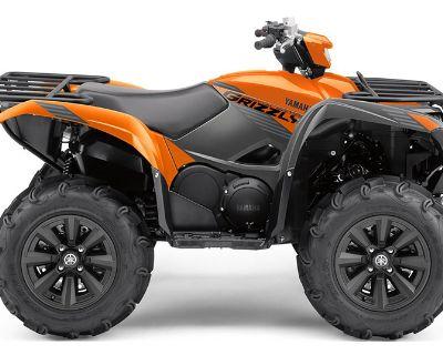 2021 Yamaha Grizzly EPS SE ATV Utility Mason City, IA