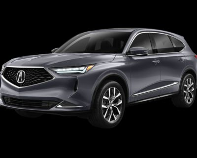 New 2022 Acura MDX Technology Front Wheel Drive SUV