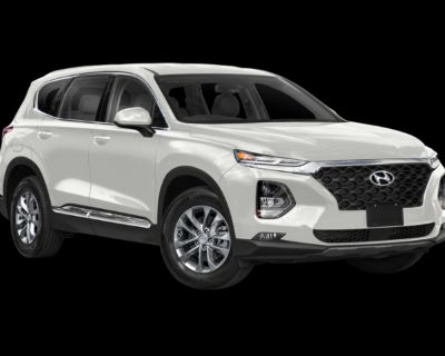 New 2020 Hyundai Santa Fe SEL AWD Sport Utility