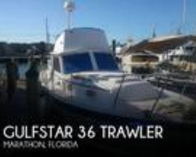 36 foot Gulfstar 36 Trawler