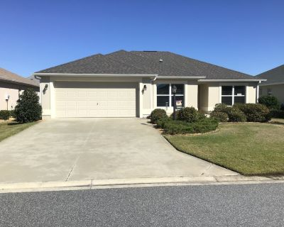 BEAUTIFULLY Decorated 3 Bdrm 2 Bath w/ Outside Gas Griddle & FREE WIFI! - The Villages