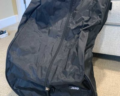 Carseat Bag for Air Travel