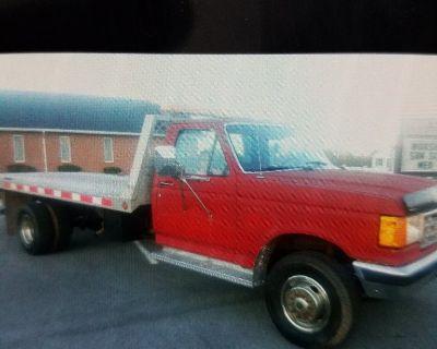 89 F450 Rollback Ford
