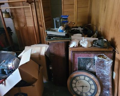3 family moving sale