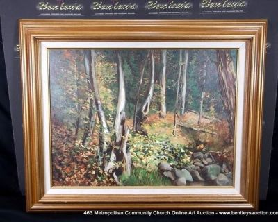 Online Art Auction-Metropolitan Community Church