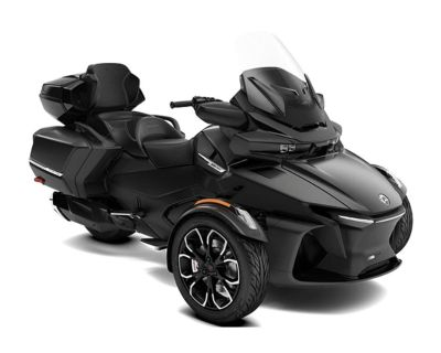 2022 Can-Am Spyder RT Limited Chrome Wheels