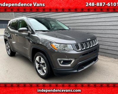 Used 2018 Jeep Compass Limited