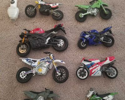 Dirt bike collection