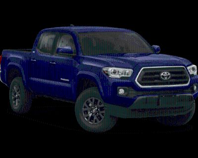 New 2022 Toyota Tacoma SR5 Double Cab 5' Bed V6 AT (Natl) In-Transit