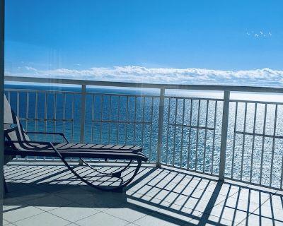 Just listed- Beautiful 15th FL, 3BR, 4 BA, CORNER, beach front, 2312 Sq. Ft. - Perdido Key