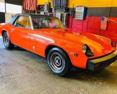 1974 Jenson Healy Roadster 56353