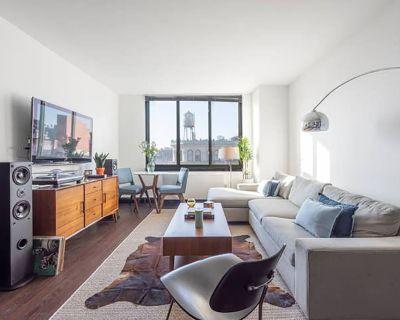 BEST LOCATION IN NYC! Amazing Views, Marble Bath, Free Gym, Doorman, Elevator! - Bowery