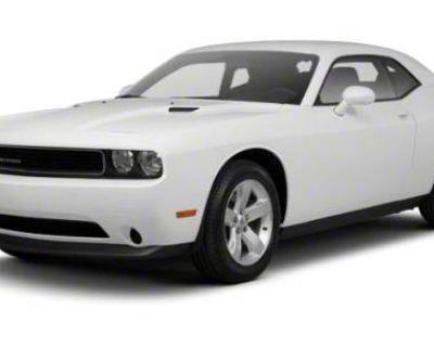 2011 Dodge Challenger Base