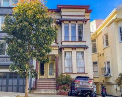 1048 Haight St, San Francisco, CA 94117 4 Bedroom Apartment