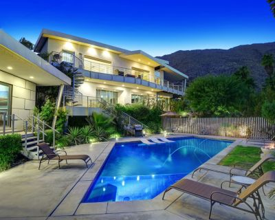 Architectural Masterpiece With Airliner Views Across The Valley - The Mesa