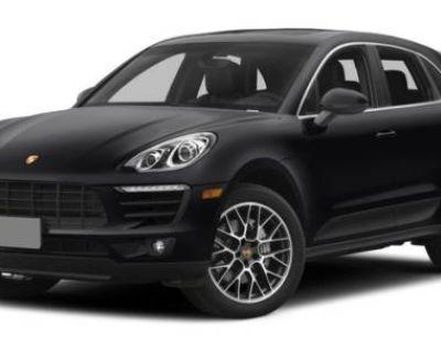 2015 Porsche Macan Turbo