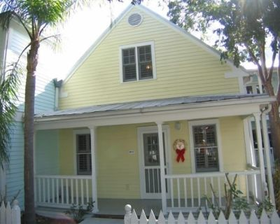 A Touch of Bermuda at Truman Annex - Old Town Key West