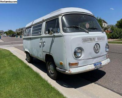 1971 Bus Westfalia Camper