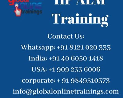 HP ALM Training | HP Quality Center Training - Global Online Training