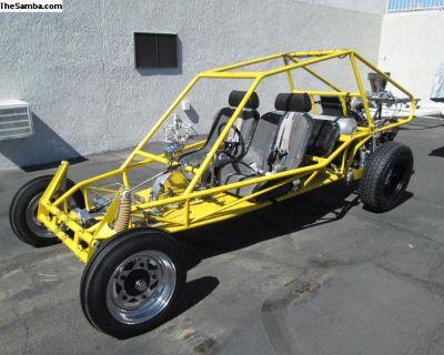 4 Seat 2332 Turbo Sandrail