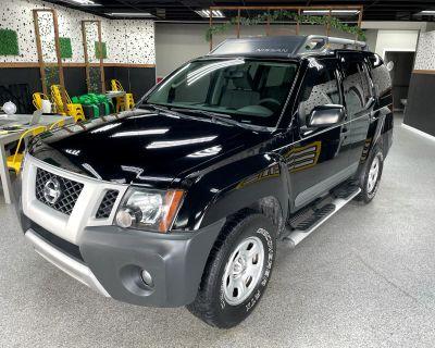 2012 Nissan Xterra 2WD 4dr Auto X