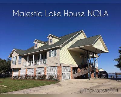 Majestic Lake House NOLA, Great fishing and crabbing! - Lake Catherine