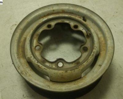"1/63 15"" Bus wheel, original paint"