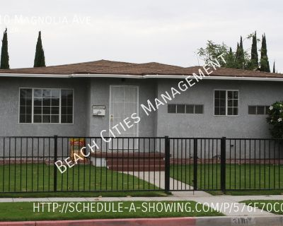 Extraordinary 3 Bedroom House in Long Beach with a Two Car Garage Coming Soon!
