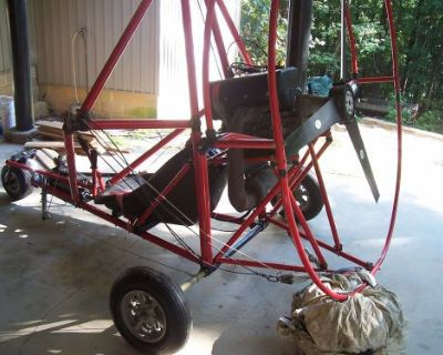 Buckeye Eagle 503 Rotax Cdi 450 Wing 46 Hp Carbon Poly Prop Ultralight Aircraft