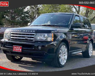 2008 Land Rover Range Rover Sport for sale