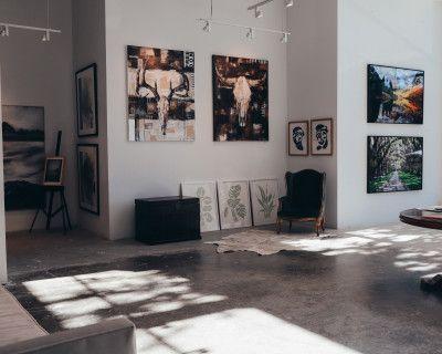 Art and Production Gallery Located on Buckhead Avenue, Atlanta, GA