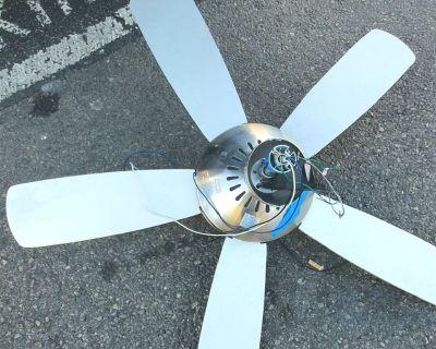 """Monte Carlo Ceiling Fan 52"""""""