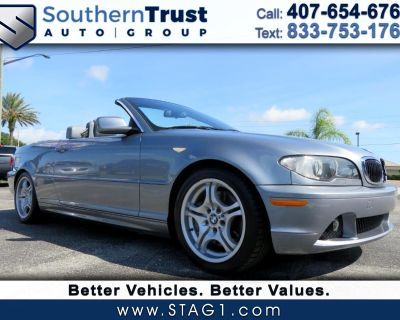 Used 2006 BMW 3 Series 330Ci 2dr Convertible