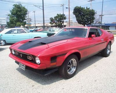 1972 Ford Sorry Just Sold!!! Mustang MACH1 Fastback