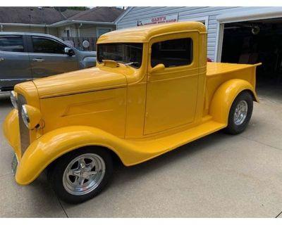 1936 Chevrolet Custom Pickup