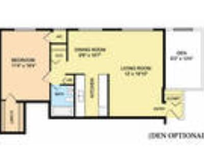 Chelsea Square Apartments - One Bedroom - Den Opt.