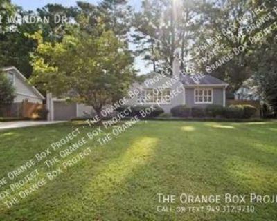 631 Wendan Dr, Decatur, GA 30033 4 Bedroom House