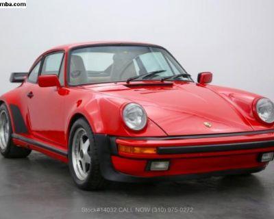 1987 Porsche Carrera Sunroof Delete Coupe