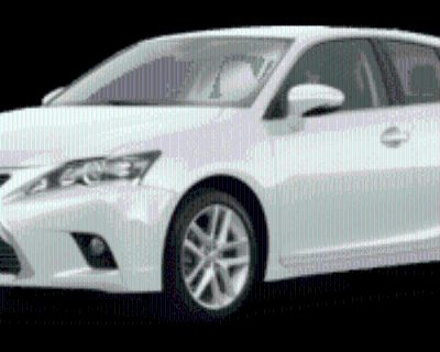 2016 Lexus CT CT 200h