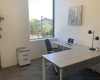 Private Office for 2 at Office Evolution - San Antonio Sonterra